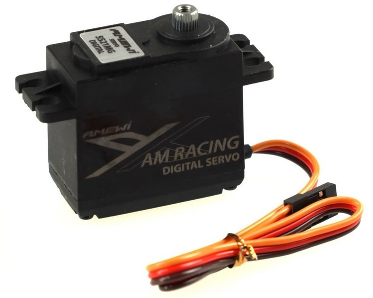 Amewi AMX Racing 5521MG Digital Servo Standard