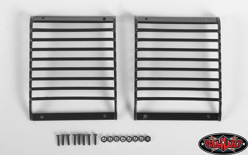 RC4WD Front Lamp Guards für Traxxas TRX-4