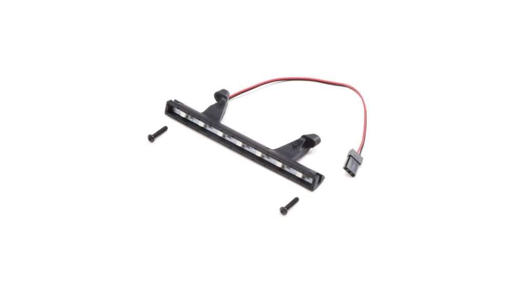 Losi Rear Red LED Light Bar For Raptor: BR (LOS230069)