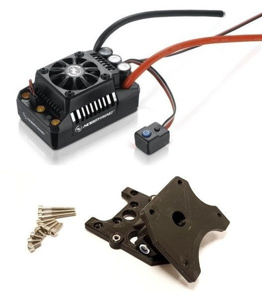 Hobbywing EzRun MAX5 Sensorless Brushless ESC 200A 1:5