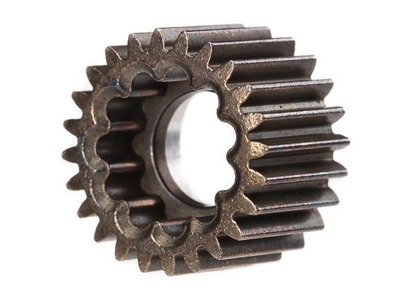 Traxxas Output gear, high range, 24T (Metall) TRX-4