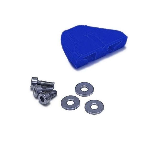 JS-Parts Lufthutze für Arrma Kraton V4 blau