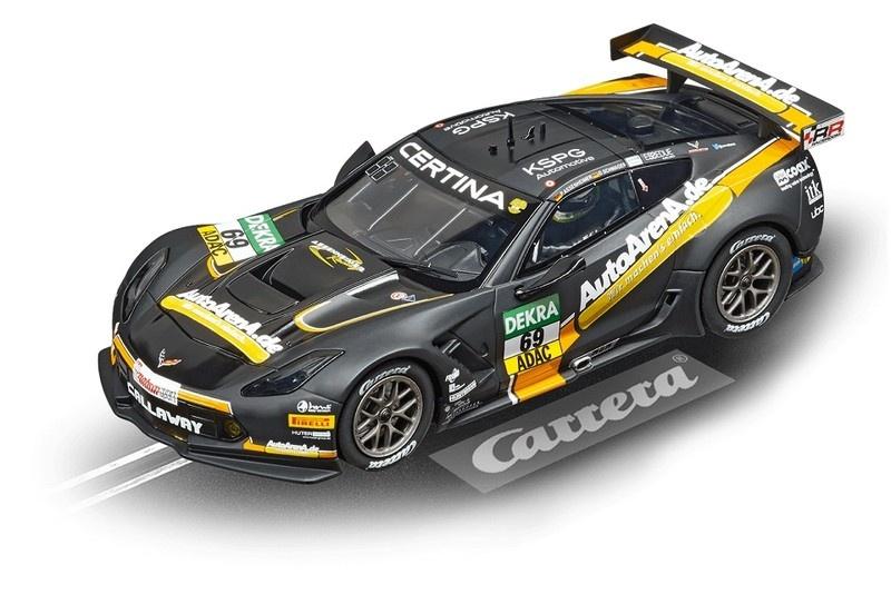 Carrera Evolution Chevrolet Corvette C7.R No.69