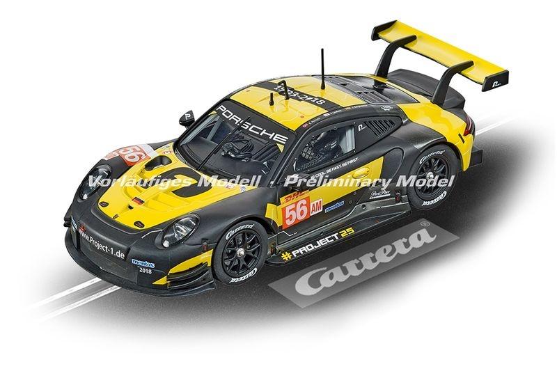 Carrera Digital 132 Porsche 911 RSR Project 1, #56