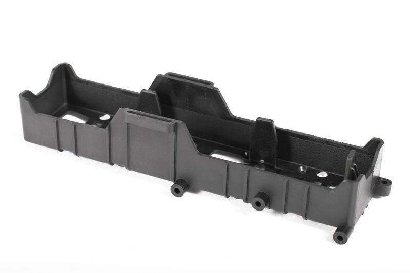 Axial - SCX10 II Akkuhalterung Set