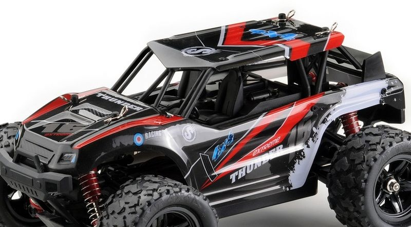 Absima Roll Cage Shell (Red) THUNDER