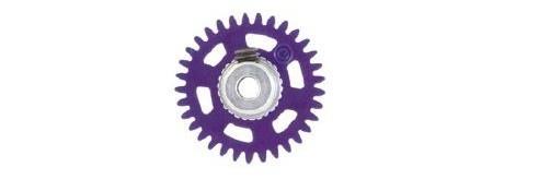 NSR AW 3/32 Soft Plastic Gear/Zahnrad 33T w/alu hub