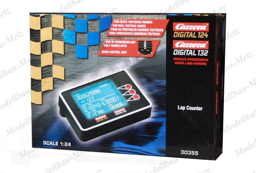 Carrera Digital 124/132 Lap Counter