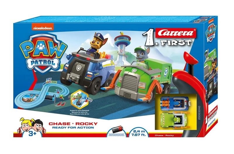 Carrera FIRST PAW PATROL - Ready for Action