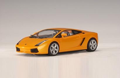 AutoArt Lamborghini Gallardo orange