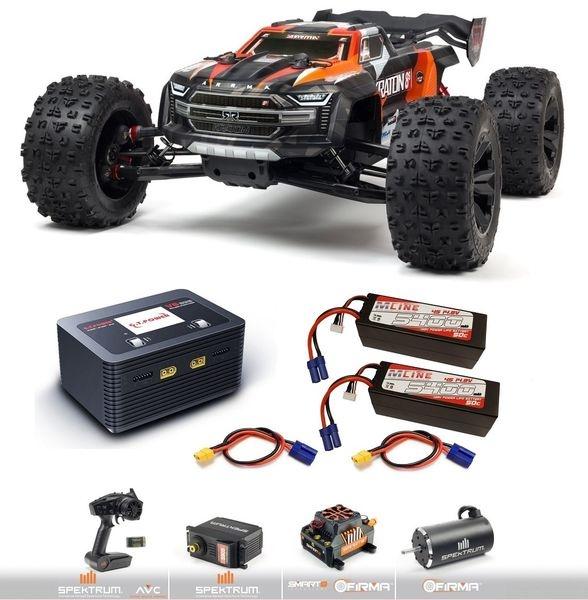 Arrma 1/5 KRATON 4X4 8S BLX BL Speed Monster Truck RTR