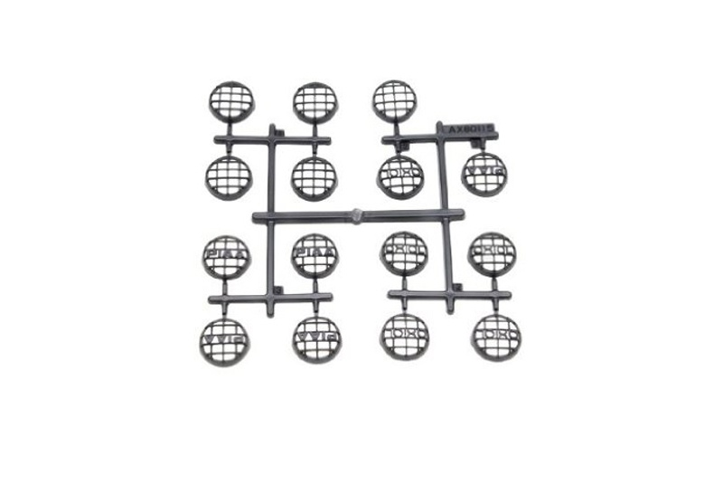 Axial - Light Bar Lens Grills (Axial-PIAA/Un-Marked)