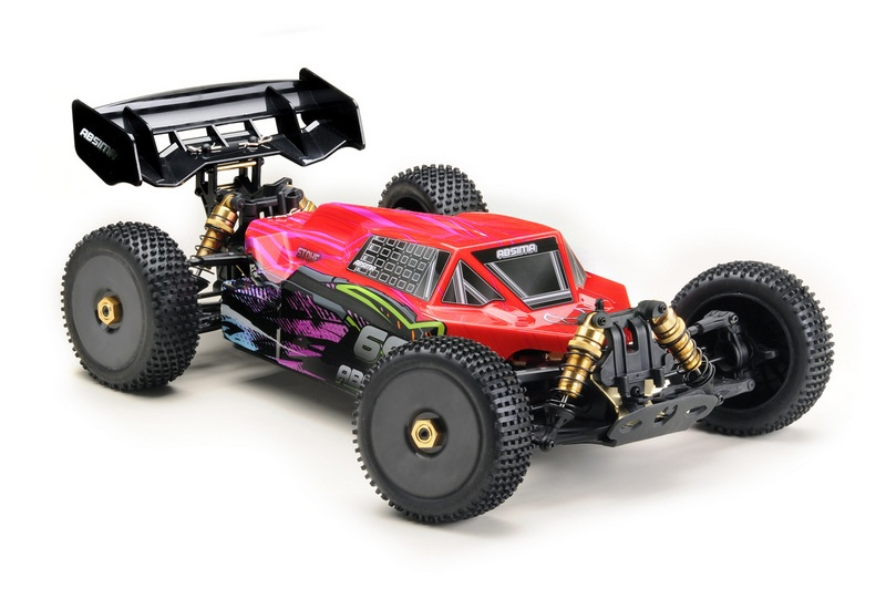 Absima 4WD Offroad-Buggy STOKE Gen2.0 6S 2.4GHz RTR 1:8