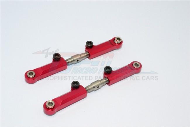 GPM alloy front upper arm - 1 PR for Traxxas Rustler