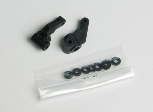 Ansmann SP-DNA-Achsschenkel vorne, 2 Stück