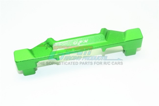 GPM aluminium front body post mount - 1 PC SET for Traxxas