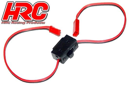 HRC Schalter - Ein/Aus - BEC/BEC Stecker