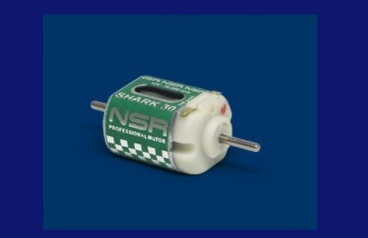 Auslauf - NSR SHARK 30K 30000 rpm 210g.cm @ 12V