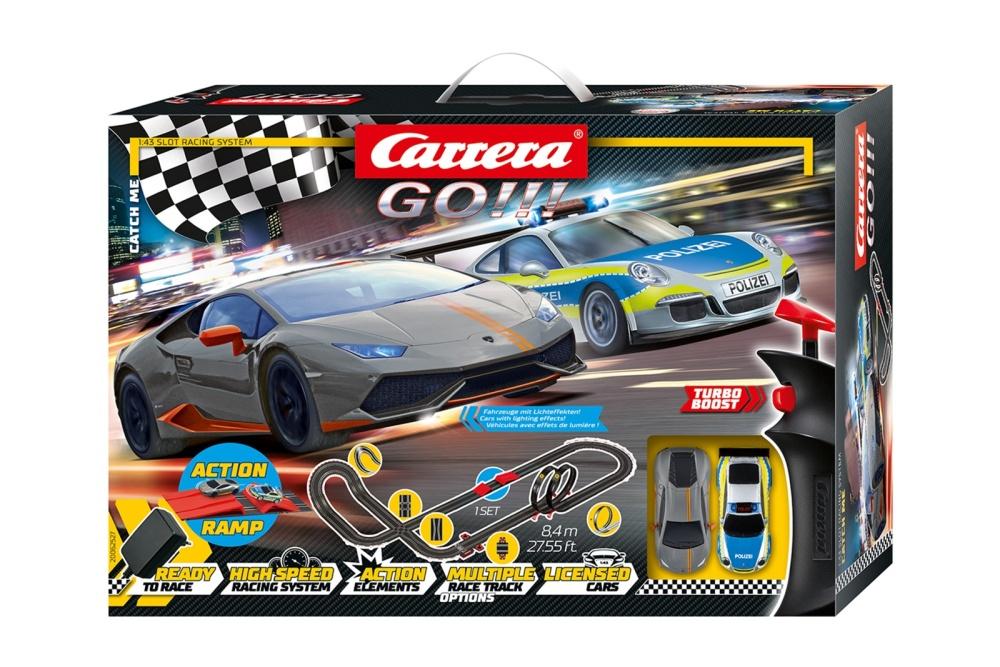 Carrera Go!!! Catch me