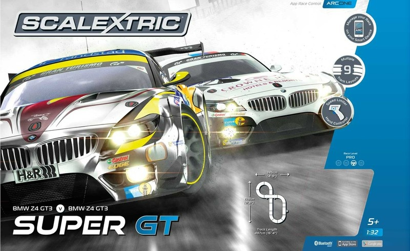Scalextric ARC One Super GT