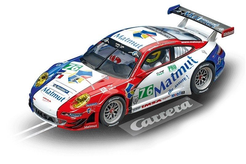 Carrera Digital 124 Porsche 911 GT3 RSR