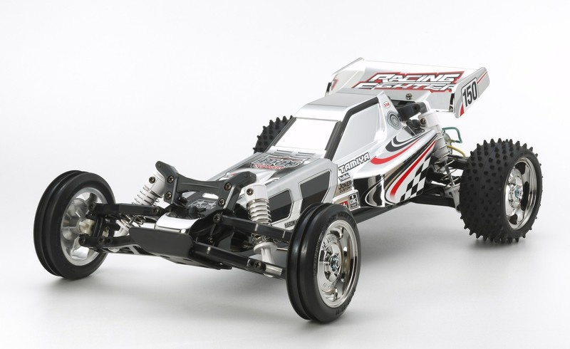 Tamiya RC Racing Fighter Chrome (DT-03) Bausatz 1:10