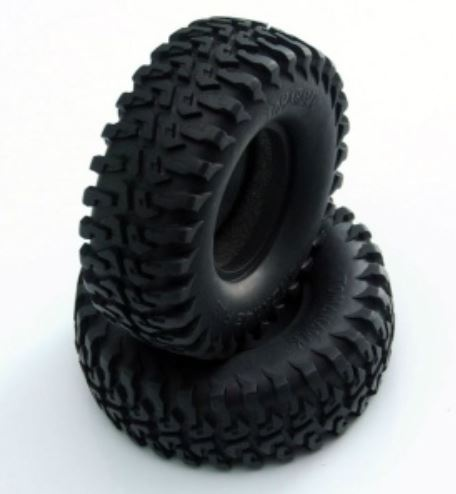 RC4WD Tomahawk 1.9 Scale Tires, 1 Paar
