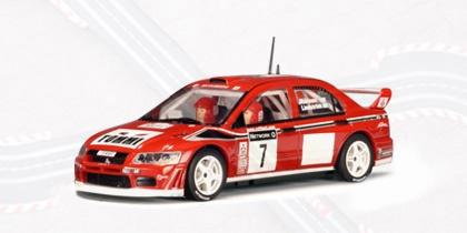 AutoArt Mitsubishi Lancer Evolution VII WRC 2002