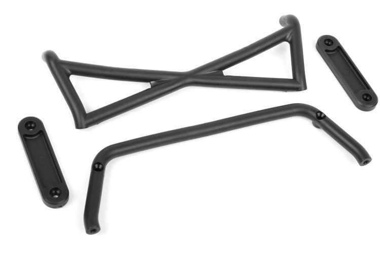 Team Corally Roll Cage - Dementor - 1 Set