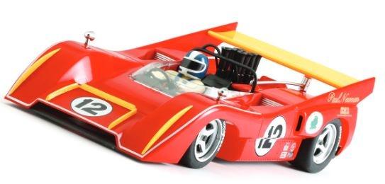 Slot.it McLaren M8D #12 Can-Am Mosport 1971 Bob Bondurant