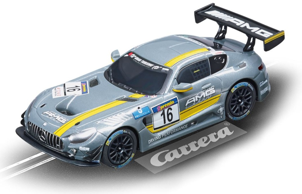 carrera digital 143 mercedes amg gt3 ebay. Black Bedroom Furniture Sets. Home Design Ideas