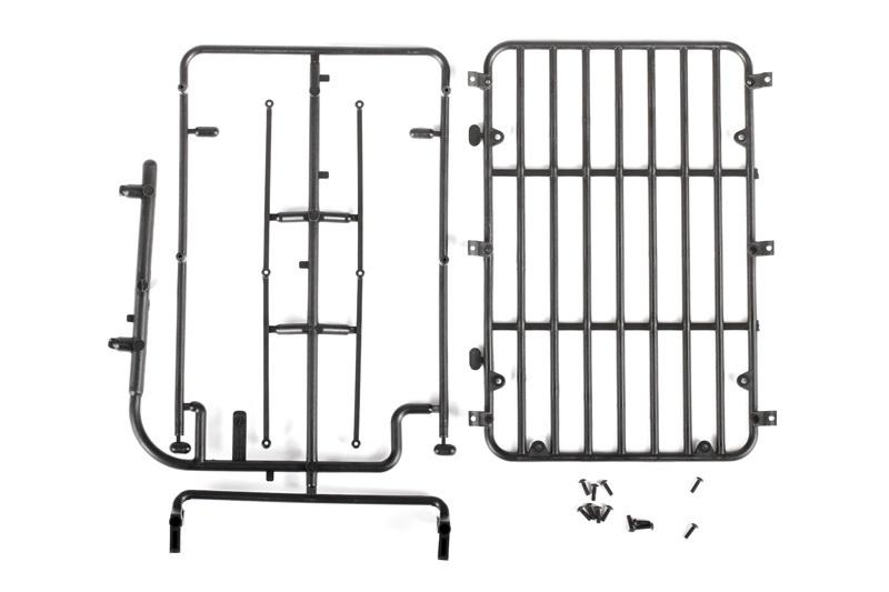 Axial - JCR Offroad Dachgepäckträger Set