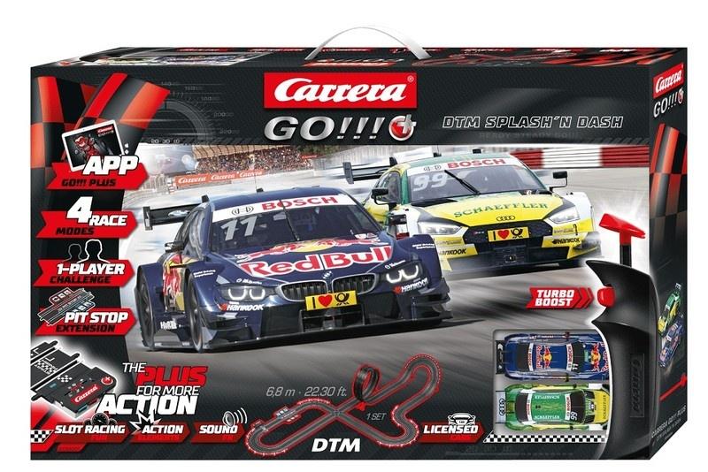 Carrera Go!!! Plus - DTM Splash n dash