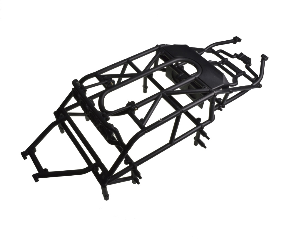 Carson X10ET-XL Gitterrohr-Rahmenset