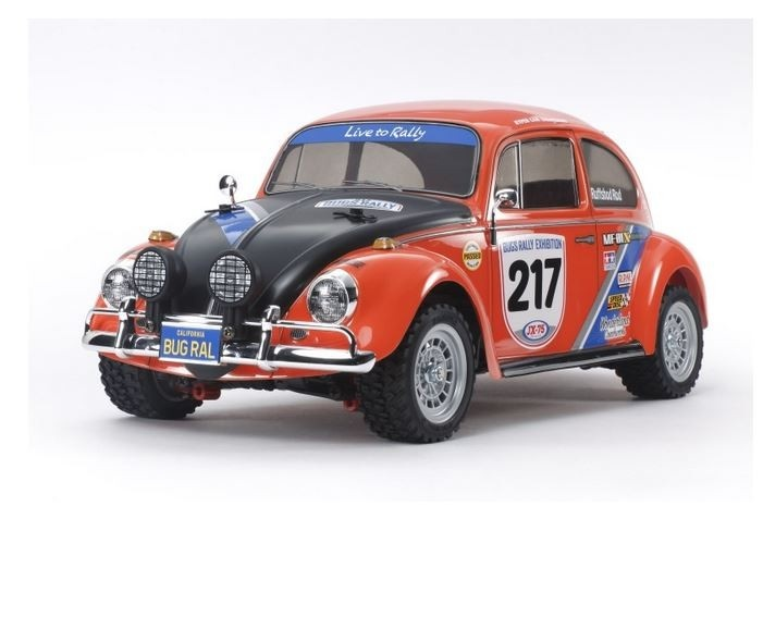 Tamiya RC VW Beetle Rally MF-01X Bausatz 1:10