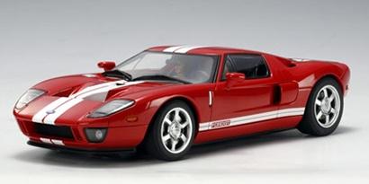 AutoArt Ford GT 2004 rot