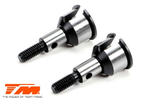 Team Magic Spare Part - E5 - Rear Outdrive (2 pcs)
