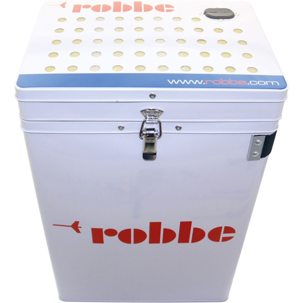 Robbe RO-SAFETY XL LIPO Tresor Transport und Ladekoffer