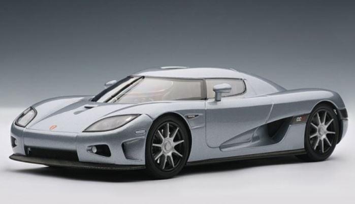 AutoArt Koenigsegg CCX (Silver)