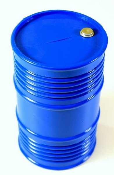 Absima Kunststoff Öltank blau 1:10