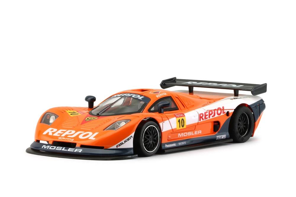 NSR Mosler MT 900 R - Repsol Racing ORANGE #10 - Sidewinder
