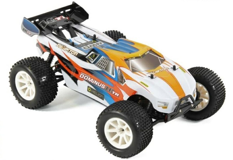 Helion Dominus 10TR 4WD Brushless Truggy 2.4GHz RTR 1:10