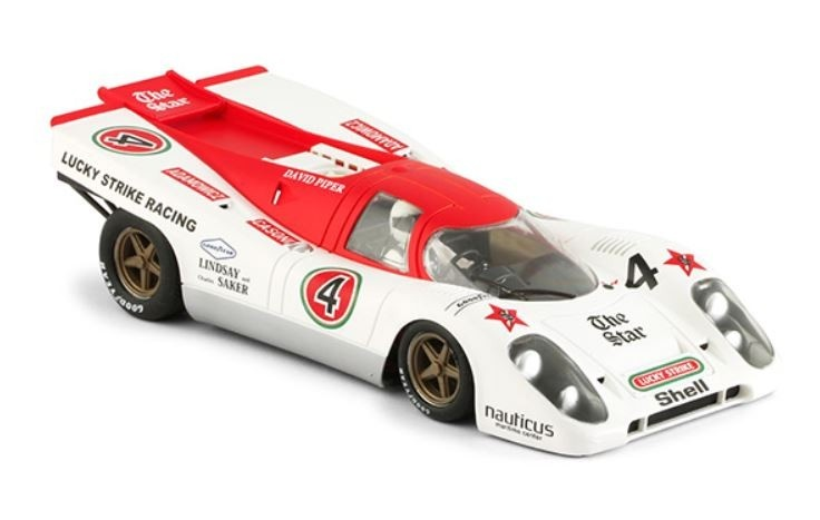 NSR Porsche 917K Lucky Strike 9h Kyalami 1971 #4
