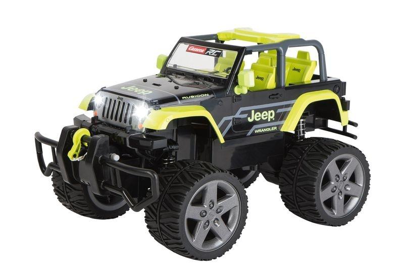 Auslauf - Carrera RC 2,4GHz Jeep® Wrangler Rubicon, green