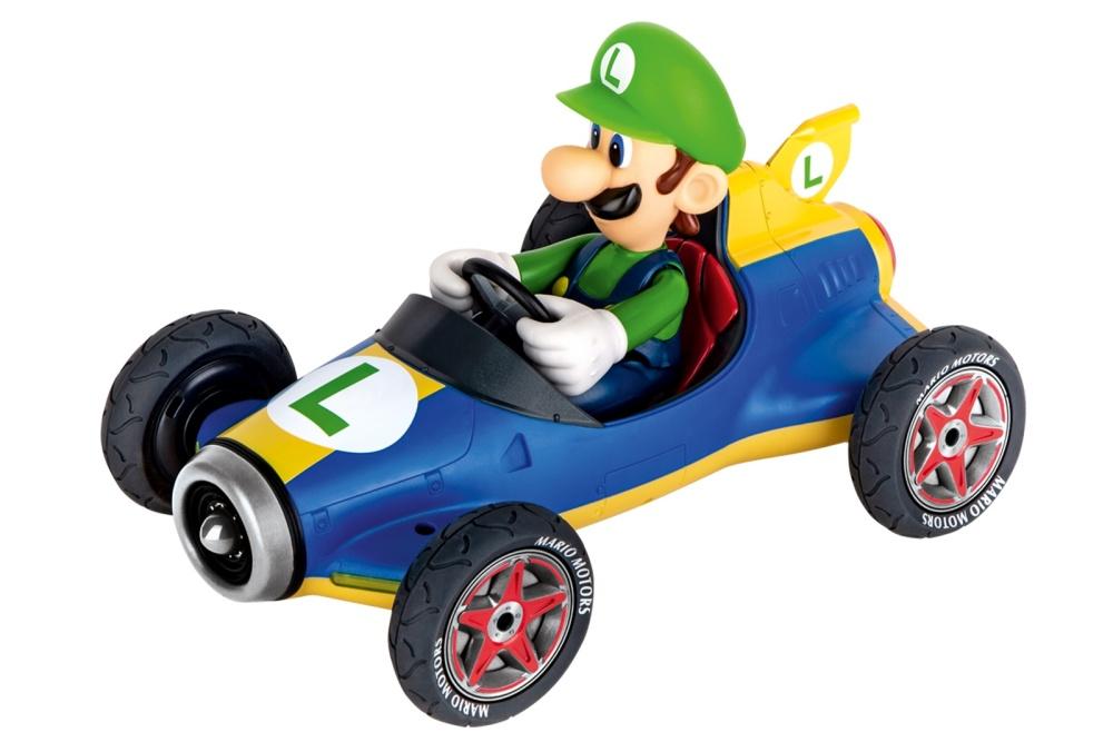 Carrera RC 2,4GHz Mario Kart(TM) Mach 8, Luigi