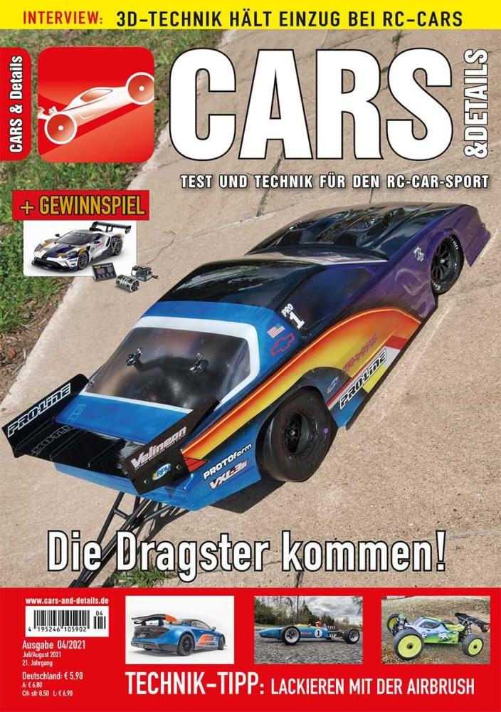 Cars & Details Einzelheft 04/2021