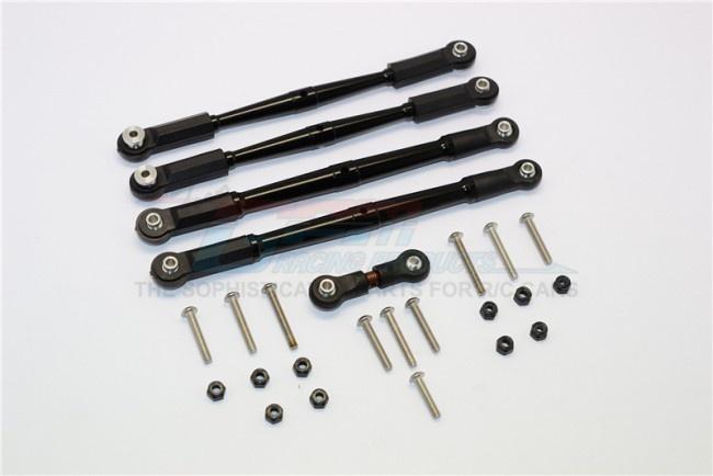 GPM aluminium turnbuckles - 25PC Set for Arrma Kraton