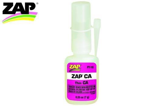 Zap Kleber - ZAP-A-GAP - CA Dünn - 7g