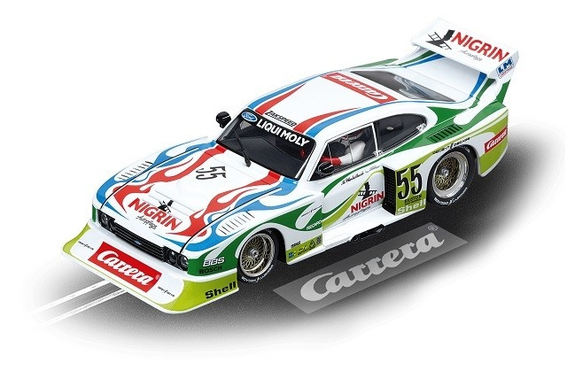 Carrera Digital 132 Ford Capri Zakspeed Turbo