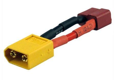 Adapter kompatibel m.XT60 Stecker <=>Deans Buchse